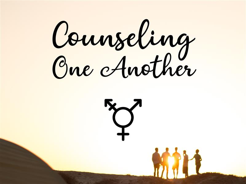 Counseling One Another: Ministering to Sexual Brokenness