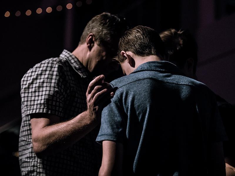 Post-Livestream Prayer