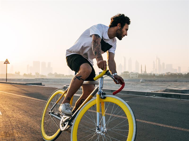 Downtown Campus Bike Ride & Fellowship