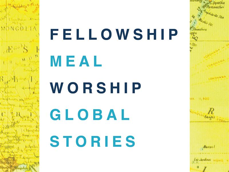 All-Church Global Focus Meal & Kickoff