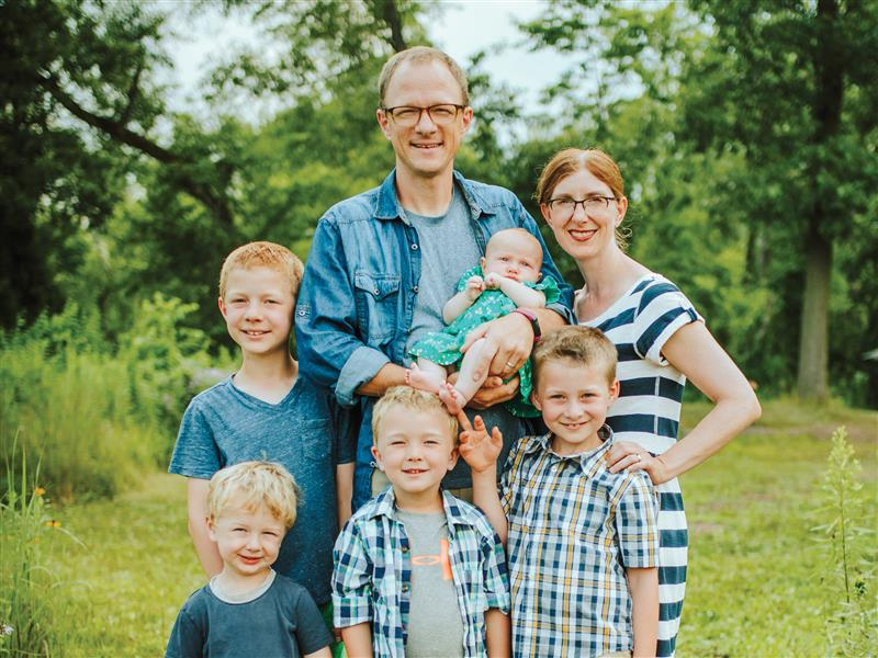 Q&A With Pastoral Candidate Ben Katterson