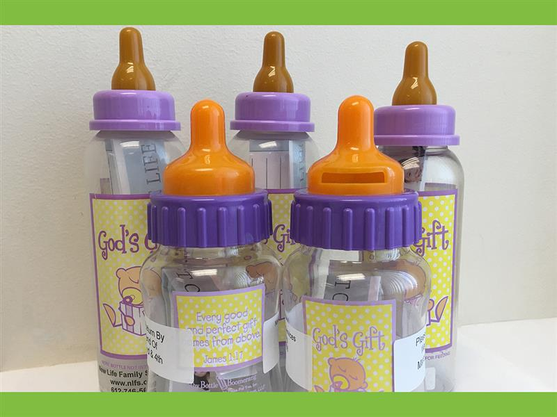 Downtown Virtual Baby Bottles for Life