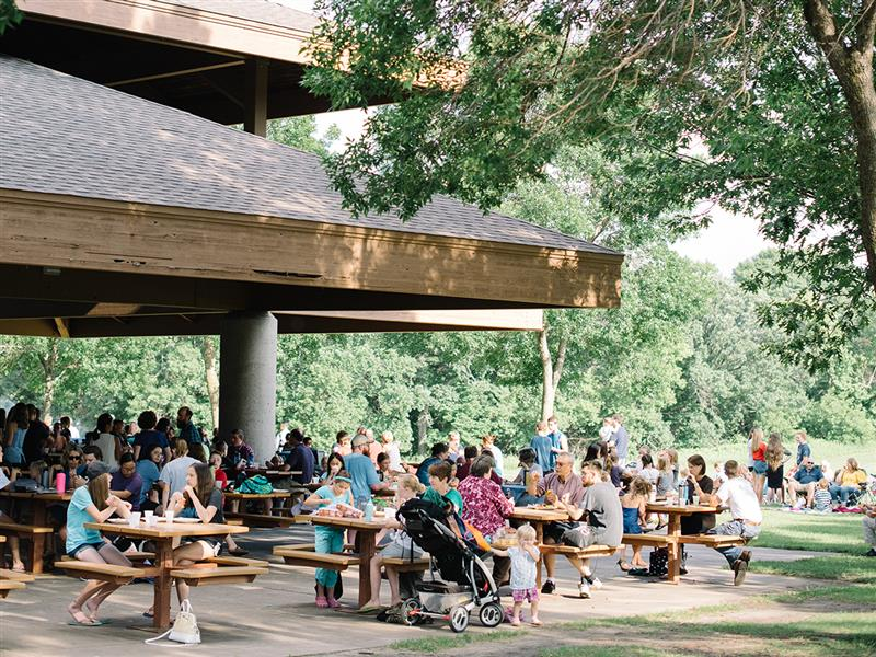 Summer Wednesday Connection | Long Lake Regional Park